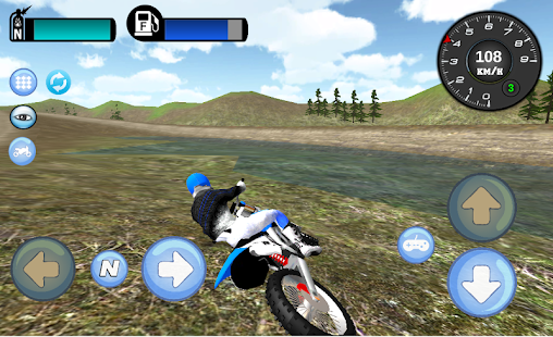 Stunt Motorbike Race 3D- screenshot thumbnail