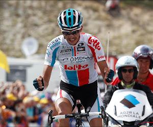"""16/072011: Jelle Vanendert wint op Plateau de Beille: """"We hebben een klimmer!"""""""