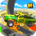 Off Road 3D Monster Trucks Sim icon
