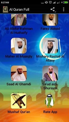 Al Quran Full Version 30 Juz