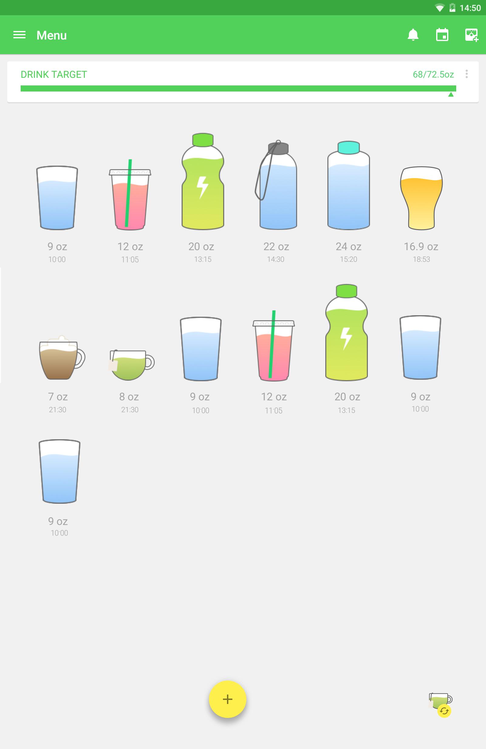 Water Drink Reminder screenshot #9