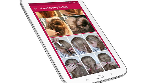 Hairstyle Changer for Girl - Images and Videos 2.9.195 screenshots 17
