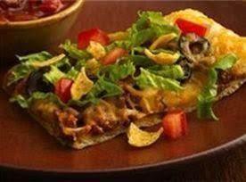 Easy Taco Pizza Recipe
