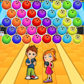 Bowling Bubble Shooter
