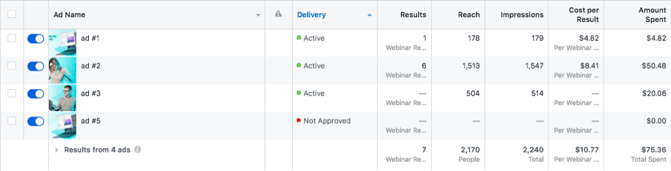 Facebook Ad Not Approved Leadpages List of Disapproved Facebook Ads