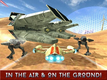 Alpha Squadron 2 - screenshot