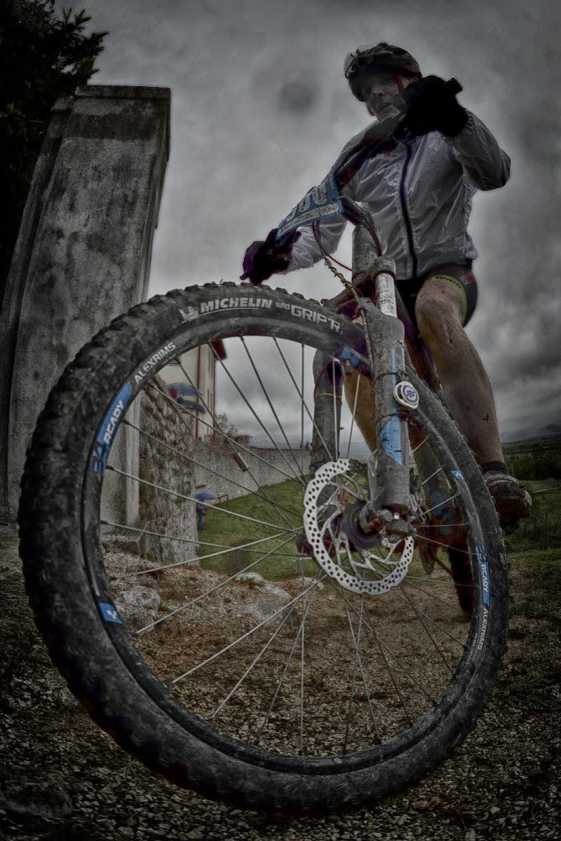 Che fatica!! di Matteo Faliero
