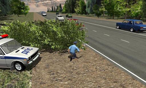 Traffic Cop Simulator 3D screenshot 10