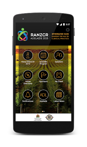 RANZCR 2015