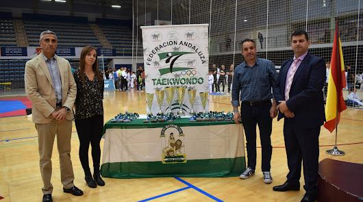 Almería acoge el Campeonato de Andalucía de Taekwondo