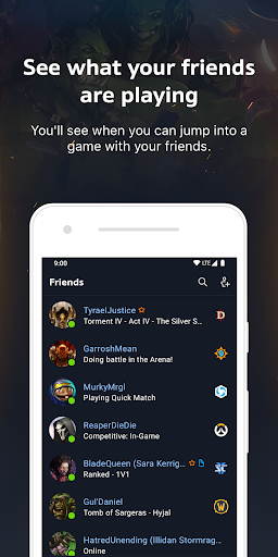 Blizzard Battle.net 1.5.3.87 screenshots 2