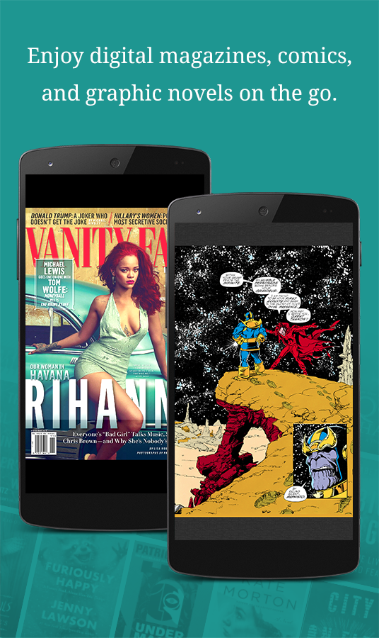 Kobo Books - Reading App screenshot #8