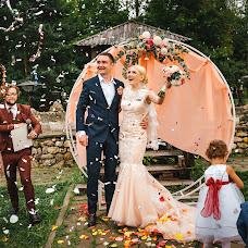 Wedding photographer Arina Zakharycheva (arinazakphoto). Photo of 04.09.2017