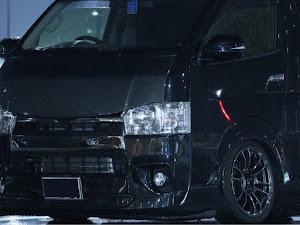 ハイエースバン ダークプライム S-GL 4WDのカスタム事例画像 ヨッシーさんの2020年07月04日19:14の投稿