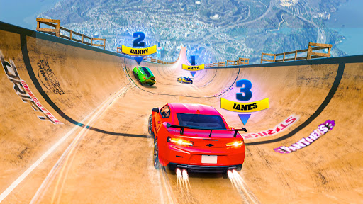 Mega Ramps - Ultimate Races apkpoly screenshots 2