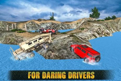 4x4 Off-Road Driving Adventure screenshot