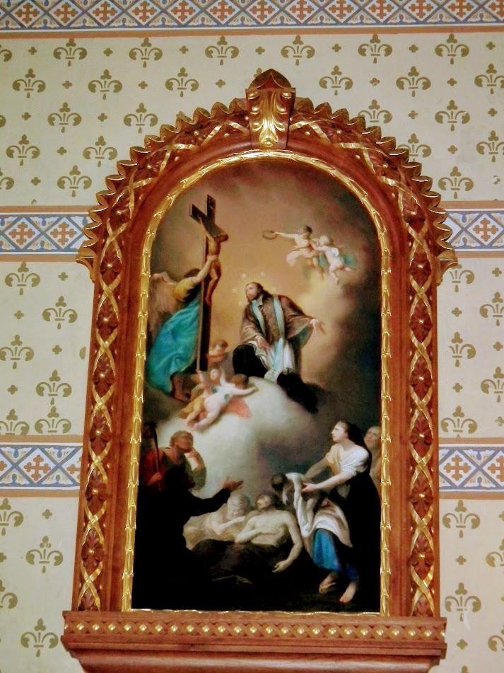 Veszprém - Szent Mihály Székesegyház, templombelső