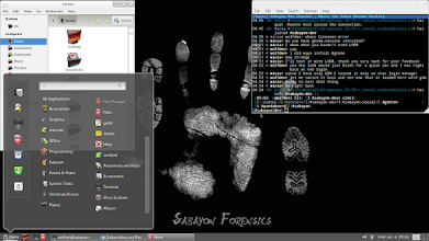 Photo: Testing out Cinnamon on the Sabayon Forensics live session. I had to equo install @gnome and than equo install cinnamon and switch the login to GDM and than I was in. Cinnamon is available in Limbo for testing. What I like about this, I did this all running a live session. Sabayon runs so well live for days on end.  My first impression of Cinnamon, much better than the default Gnome 3. It's limited tho for customization. Sounds like Cinnamon 1.1.4 will get customization options. It's a young and fresh project with lots of room to grow and it's definitely headed in the right direction, nice job to the Mint Linux team http://cinnamon.linuxmint.com/ BTW - You can still use the gnome-tweak-tool to control icons on the desktop and what not.