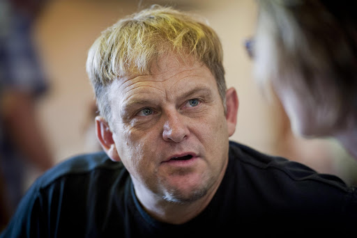"Steve Hofmeyr says he will continue to fight for the ""woes""of his ""tribe""."