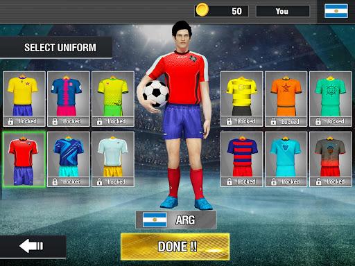 Soccer League Evolution 2019: Play Live Score Game 2.7 screenshots 10