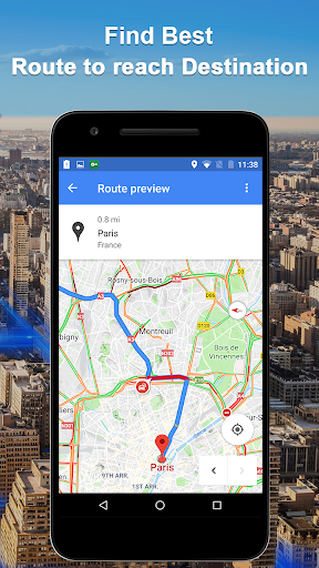 Navigation World Map.Maps Gps Navigation Route Directions Location Live Revenue