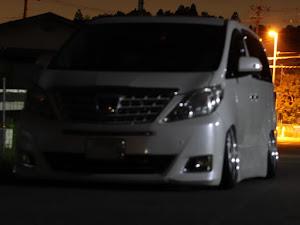 アルファード GGH20W S  23年式のカスタム事例画像 harukumaさんの2021年06月01日21:30の投稿