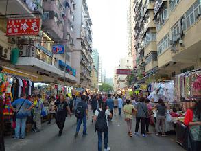Photo: The street venders