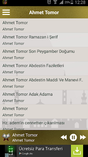 Ahmet Tomor Sohbetleri