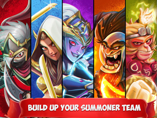 Epic Summoners: Battle Hero Warriors - Action RPG 1.0.0.90 screenshots 6