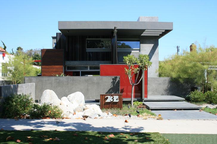 Energy Neutral Home milik Lisa Ling - source: inhabitat.com