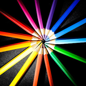 colors of life by Faareast Mk - Artistic Objects Other Objects ( life, full, happy, colors, choices, round )