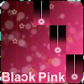 Black Pink Piano Game