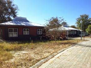 Photo: Staff houses