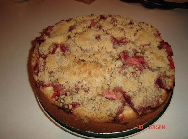 Apple/strawberry Heaven Crumble Recipe