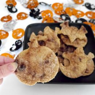 Low Carb Halloween Chips.