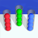 Sort Balls 3D - Ball Sorting Game icon