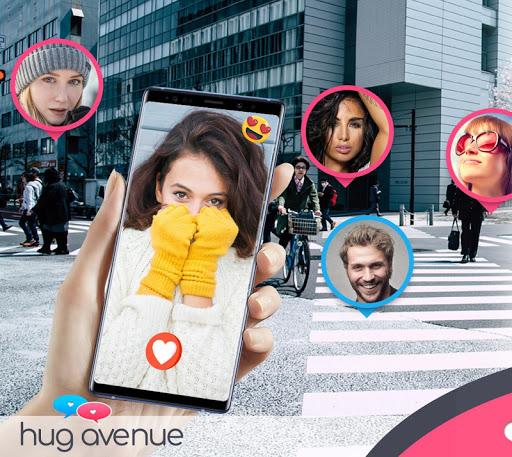 HugAvenue - Rencontres en ligne 1.5.4 screenshots 1
