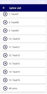 Download Espoir 2000 Songs & Lyrics For PC Windows and Mac apk screenshot 4