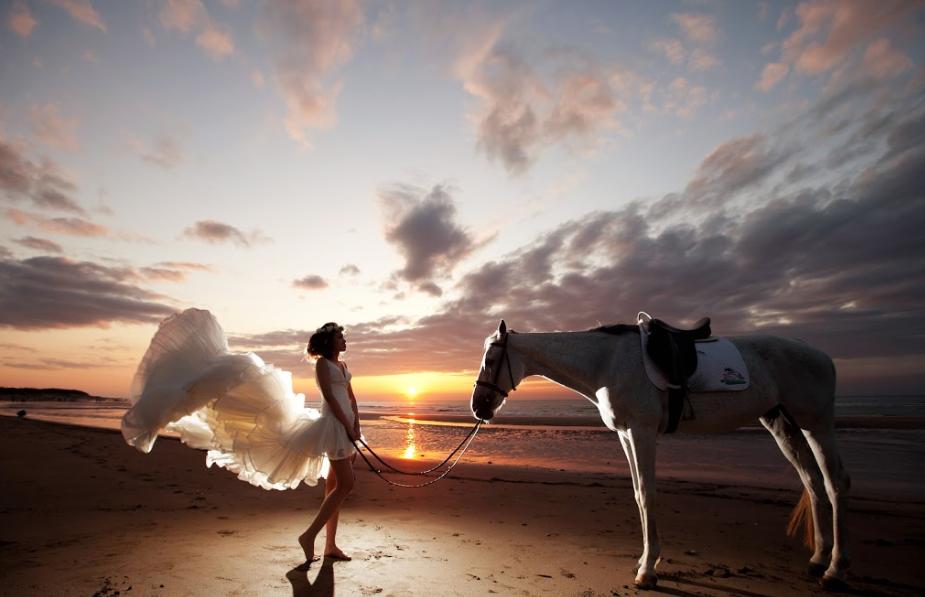 馬匹租借婚紗拍攝