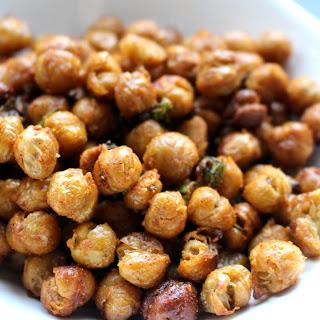 Crispy Spanish Chick Peas Recipe