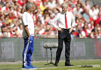 Mourinho VS Wenger Acte II