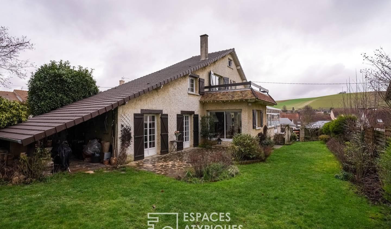 Maison avec terrasse Beynes