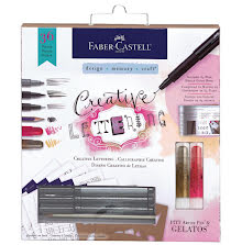 Faber Castell Mix & Match Creative Lettering Kit