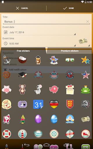 Countdown Widget screenshot 15