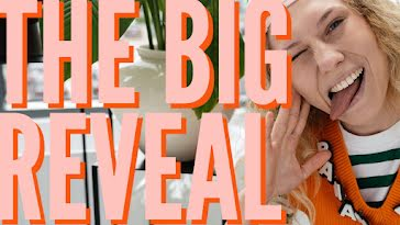 The Big Reveal - YouTube Thumbnail template
