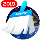 Speed Cleaner-Faster Cleaner & Junk Cache Removed icon