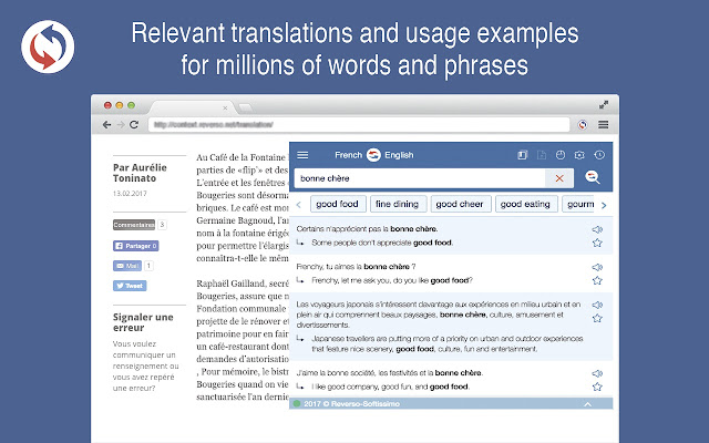 Reverso Translate in Context