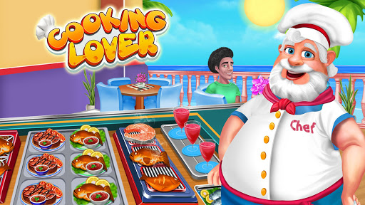 Cooking Lover Tycoon - Cooking Adventure Game  άμαξα προς μίσθωση screenshots 1