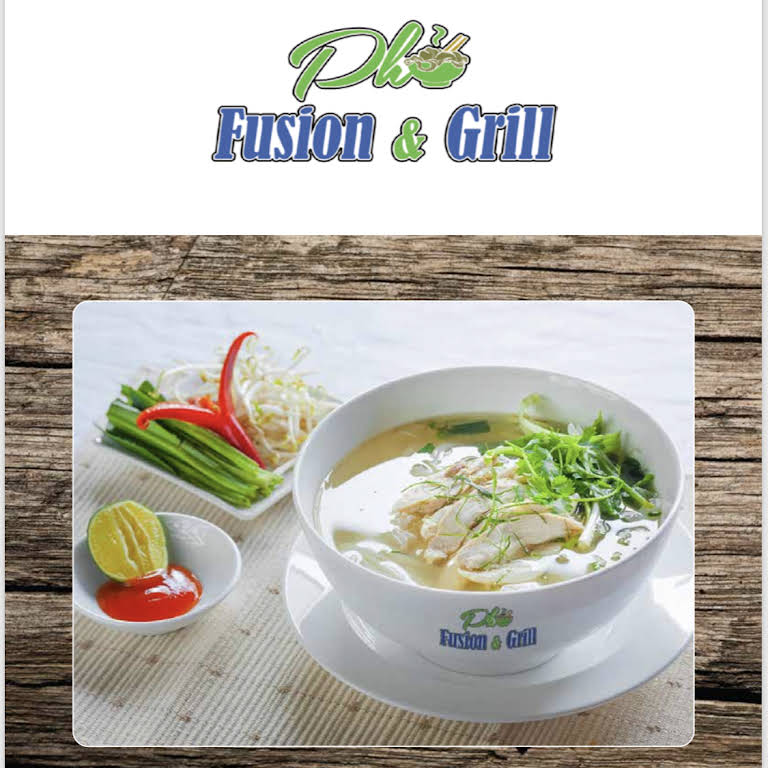 Phở Fusion & Grill - Pho Restaurant in Federal Way