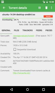 tTorrent Pro - Torrent Client- screenshot thumbnail